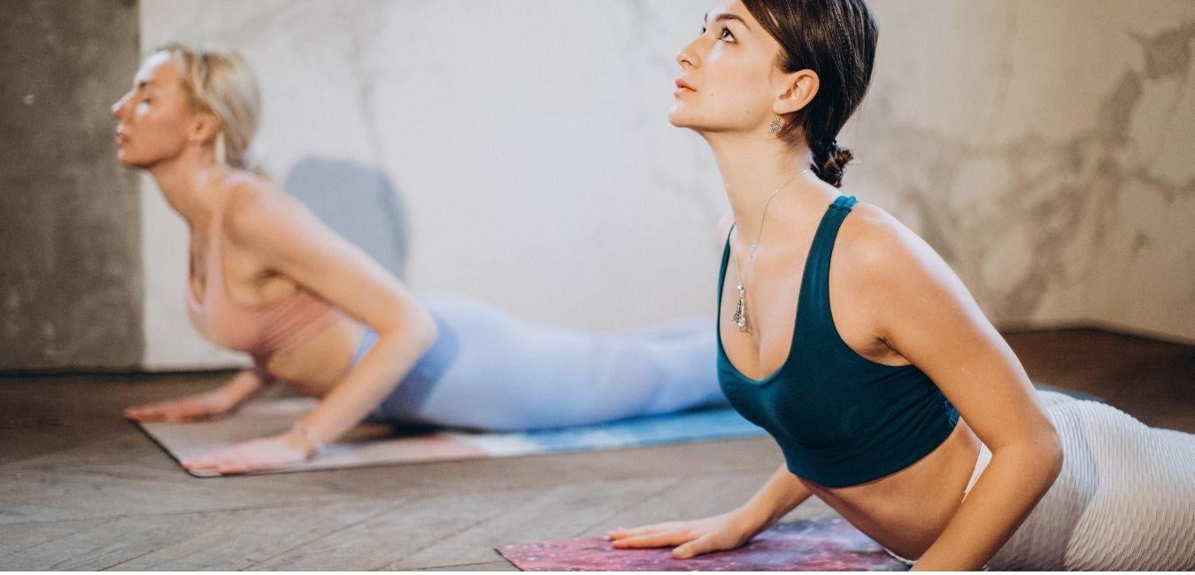Hormonyoga Yoga Frauen Angelina Fleischmann